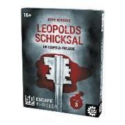Cover-Bild zu 50 Clues - Leopolds Schicksal