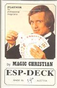 Cover-Bild zu Zauberkarten. Magic cards. ESP-DECK. Blue