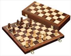 Cover-Bild zu Schachkassette - Feld 42 mm - magnetisch