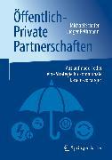 Cover-Bild zu Schäfer, Michael: Öffentlich-Private Partnerschaften (eBook)