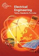 Cover-Bild zu Electrical Engineering Tables, Standards, Formulas von Häberle, Heinz O.