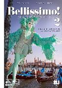 Cover-Bild zu Bellissimo 2 Libro + Eserciziario + CD