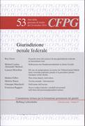 Cover-Bild zu Giurisdizione penale federale