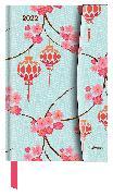 Cover-Bild zu Japanese Papers 2022 - Diary - Buchkalender - Taschenkalender - 10x15