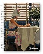 Cover-Bild zu Jack Vettriano 2022 - Diary - Buchkalender - Taschenkalender - Kunstkalender - 16,5x21,6