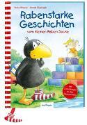 Cover-Bild zu Moost, Nele: Der kleine Rabe Socke: Rabenstarke Geschichten vom kleinen Raben Socke