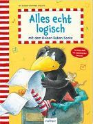 Cover-Bild zu Rudolph, Annet (Illustr.): Der kleine Rabe Socke: Alles echt logisch mit dem kleinen Raben Socke