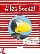 Cover-Bild zu Moost, Nele: Der kleine Rabe Socke: Alles Socke!