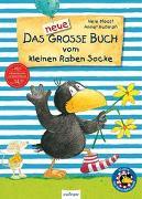 Cover-Bild zu Moost, Nele: Der kleine Rabe Socke: Das neue große Buch vom kleinen Raben Socke - Jubiläums-Relaunch