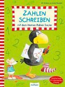 Cover-Bild zu Rudolph, Annet (Illustr.): Der kleine Rabe Socke: Zahlen schreiben mit dem kleinen Raben Socke