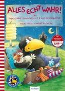 Cover-Bild zu Moost, Nele: Der kleine Rabe Socke: Alles echt wahr! oder Rabenstarke Schwindeleien für alle Gelegenheiten