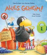 Cover-Bild zu Moost, Nele: Der kleine Rabe Socke: Alles geheim!