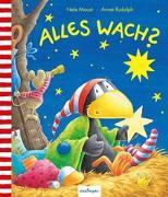 Cover-Bild zu Moost, Nele: Der kleine Rabe Socke: Alles wach?