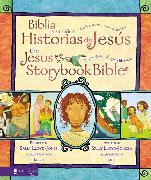 Cover-Bild zu Biblia para niños, Historias de Jesús / The Jesus Storybook Bible