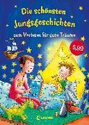 Cover-Bild zu Die schönsten Jungsgeschichten zum Vorlesen für gute Träume von Loewe Vorlesebücher (Hrsg.)