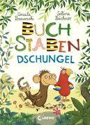 Cover-Bild zu Buchstabendschungel von Poznanski, Ursula