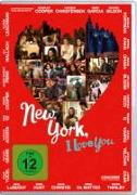 Cover-Bild zu Benbihy, Emmanuel: New York, I Love You