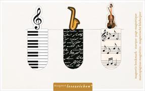 Cover-Bild zu Magnetlesezeichen Musik