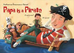 Cover-Bild zu Grossmann Hensel, Katharina: Papa Is a Pirate
