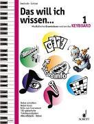 Cover-Bild zu Lintzen, Ilse: Das will ich wissen