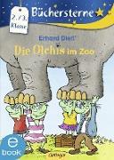 Cover-Bild zu Dietl, Erhard: Die Olchis im Zoo (eBook)