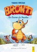 Cover-Bild zu Brezina, Thomas: Bronti - Ein Saurier als Haustier