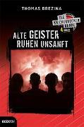 Cover-Bild zu Brezina, Thomas: Knickerbocker4immer - Alte Geister ruhen unsanft