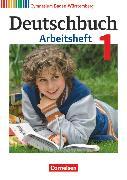 Cover-Bild zu Deutschbuch Gymnasium, Baden-Württemberg - Bildungsplan 2016, Band 1: 5. Schuljahr, Arbeitsheft mit Lösungen von Diehm, Jan