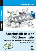 Cover-Bild zu Stochastik in der Förderschule (eBook) von Fingerhut, Andrea