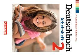 Cover-Bild zu Deutschbuch Gymnasium 2. 6. Schuljahr. Bildungsplan 2016. Arbeitsheft mit Lösungen. BW von Fingerhut, Armin
