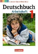 Cover-Bild zu Deutschbuch Gymnasium 1. 5. Schuljahr. Arbeitsheft mit Lösungen. BW von Diehm, Jan