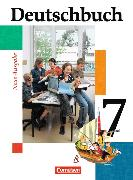 Cover-Bild zu Deutschbuch 7. Schuljahr. Neue Ausgabe - Neubearbeitung. Schülerbuch von Brenner, Gerd