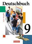 Cover-Bild zu Deutschbuch 9. Schuljahr. Sprach-und Lesebuch. Neue Ausgabe. Schülerbuch von Brenner, Gerd