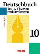 Cover-Bild zu Deutschbuch Schülerbuch von Brenner, Gerd