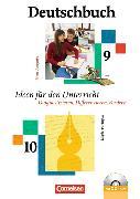 Cover-Bild zu Deutschbuch 9./10. Schuljahr. Neue Ausgabe. Ideen für den Unterricht. Kopiervorlagen von Biermann, Günther