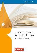 Cover-Bild zu Texte, Themen und Strukturen. Schülerbuch. NW von Brenner, Gerd