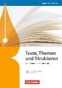 Cover-Bild zu Texte, Themen und Strukturen. Schülerbuch mit Klausurentrainer. NW von Brenner, Gerd