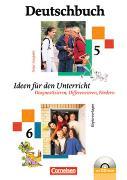 Cover-Bild zu Deutschbuch 5./6. Schuljahr. Neue Ausgabe. Materialien für den Unterricht von Biermann, Günther