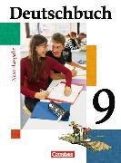 Cover-Bild zu Deutschbuch Gymnasium 9. Schuljahr. Allgemeine Ausgabe. Schülerbuch von Brenner, Gerd