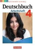 Cover-Bild zu Deutschbuch Gymnasium 4. Arbeitsheft mit Lösungen. BW von Fingerhut, Armin