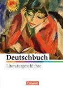 Cover-Bild zu Deutschbuch Gymnasium. Literaturgeschichte. Schülerbuch von Fingerhut, Karlheinz
