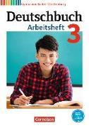 Cover-Bild zu Deutschbuch Gymnasium 3. 7. Schuljahr. Bildungsplan 2016. Arbeitsheft mit Lösungen. BW von Fingerhut, Margret