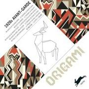 Cover-Bild zu Roojen, Pepin Van: Origami 1920s Avant-Garde