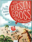 Cover-Bild zu Klee, Julia: Von riesengroß bis klitzeklein