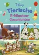 Cover-Bild zu Disney: Tierische 5-Minuten-Geschichten