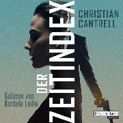 Cover-Bild zu Der Zeitindex (Audio Download)