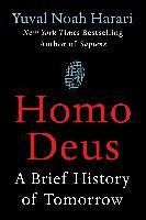 Cover-Bild zu Harari, Yuval Noah: Homo Deus (eBook)