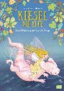Cover-Bild zu Blazon, Nina: Kiesel, die Elfe - Das Geheimnis der bunten Berge