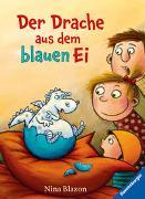 Cover-Bild zu Blazon, Nina: Der Drache aus dem blauen Ei