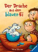 Cover-Bild zu Blazon, Nina: Der Drache aus dem blauen Ei (eBook)